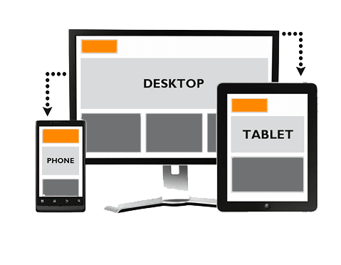 Illustration Responsive Webdesign